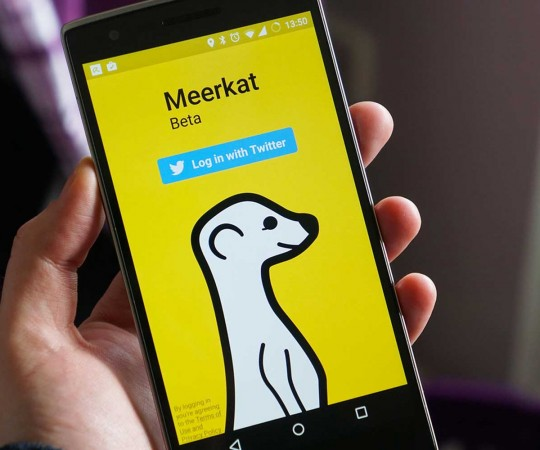 Could Meerkat Change The Way You Connect To Your Audience?